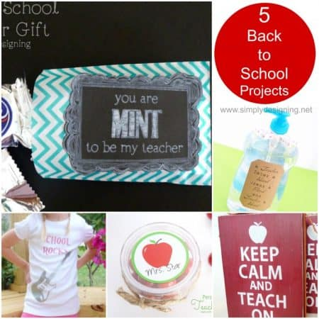 5 Back to School Projects