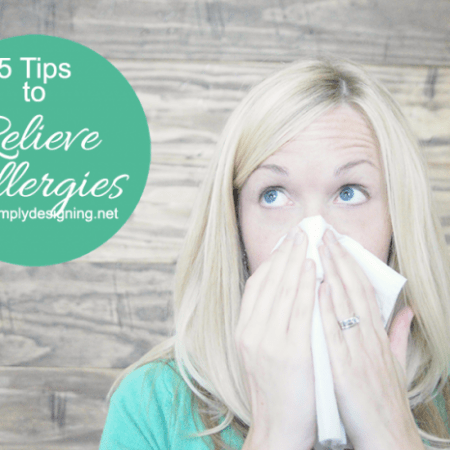 5 Tips to Relieve Allergies