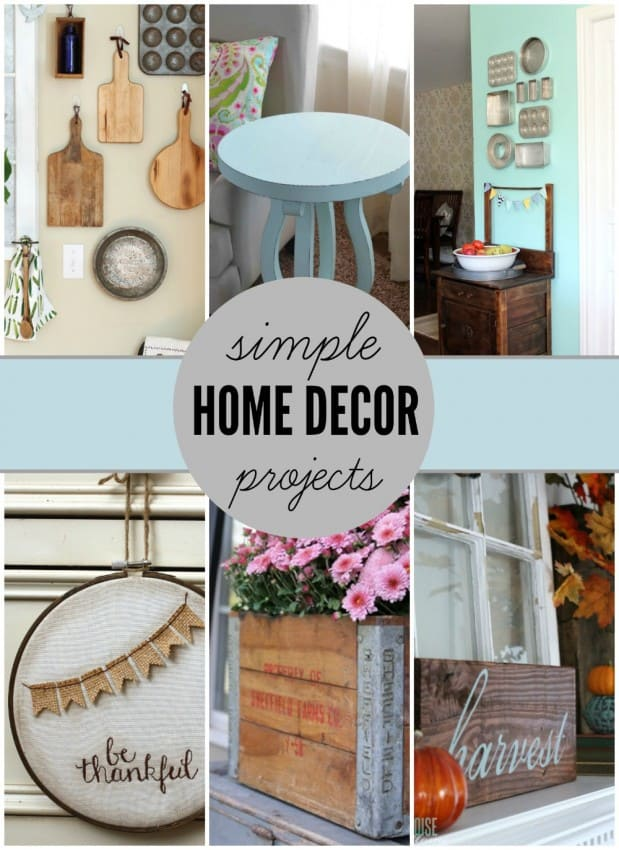 Simple Home Decor Projects   Simply Designing with Ashley