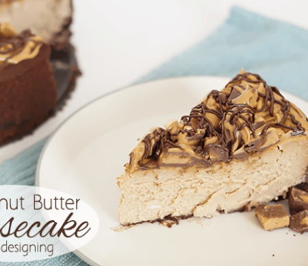 Chocolate Peanut Butter Cheesecake Featured Image