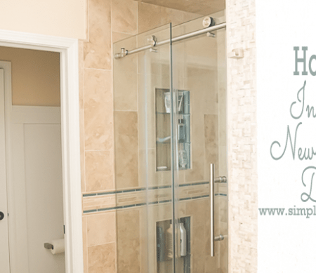 Install a New Shower Door