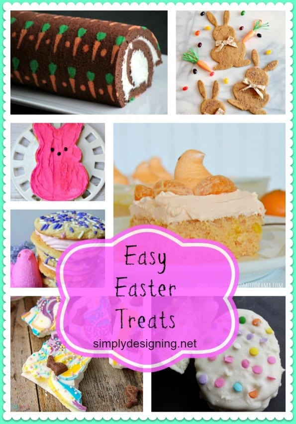 The Yummiest Easter Treats