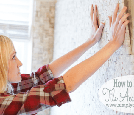 Install a Tile Accent Wall Featured Image