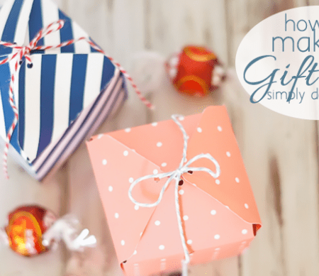 Make a Gift Box Featured Image