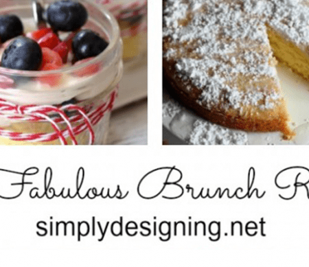 12 Fabulous Brunch Recipes