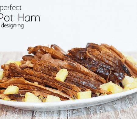 Crock Pot Ham Recipe featured image