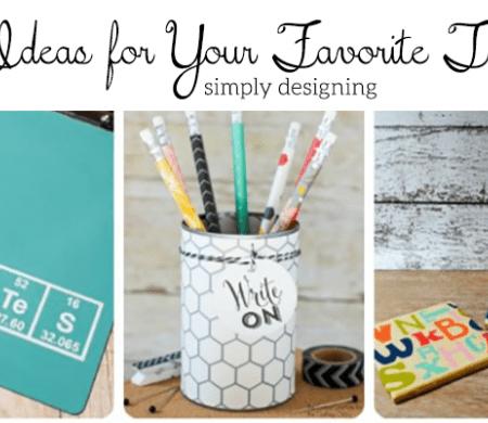 My Favorite Gift Ideas for Teachers