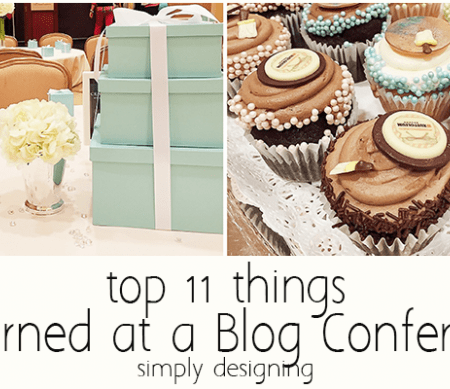 Top 11 Things I Learned at a Blog Conference Featured Image