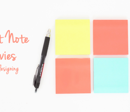 DIY Post It Note Movies