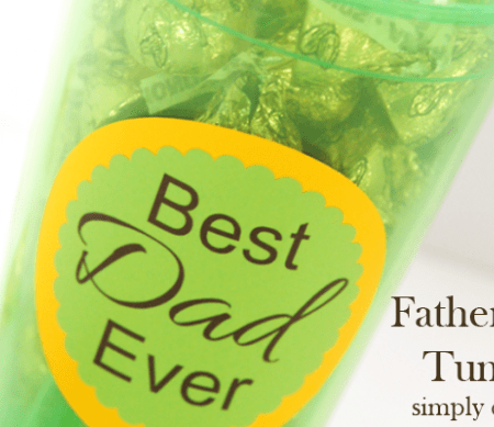 Fathers Day Gift Idea Tumbler Featured Image