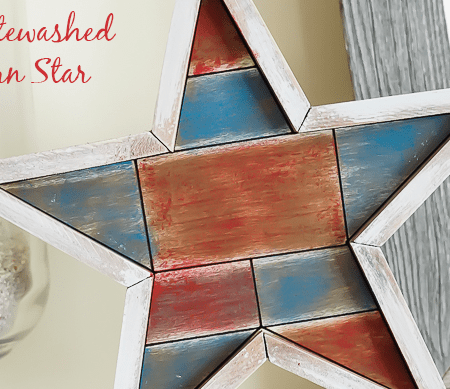 Whitewashed Barn Star Featured Image