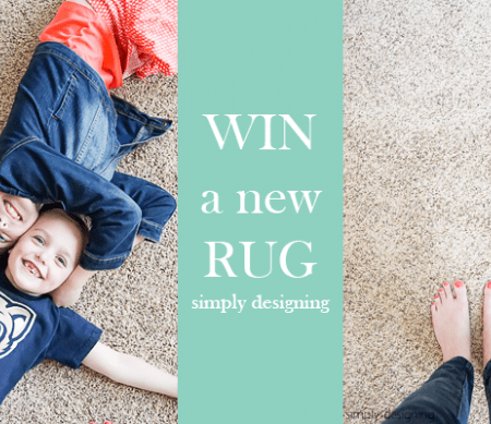 Win a new Rug