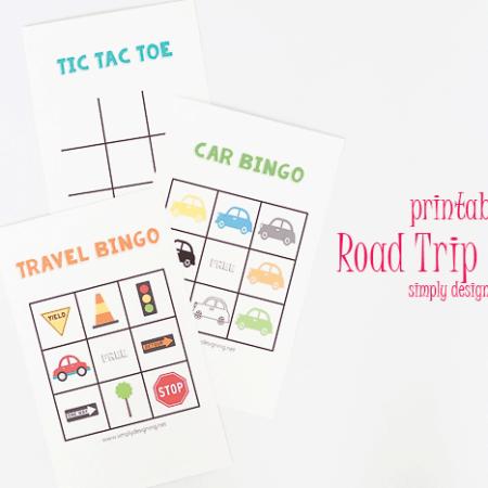 printable road trip games