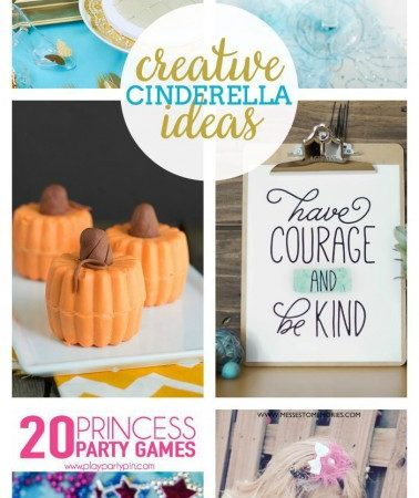 6 Creative Cinderella Ideas