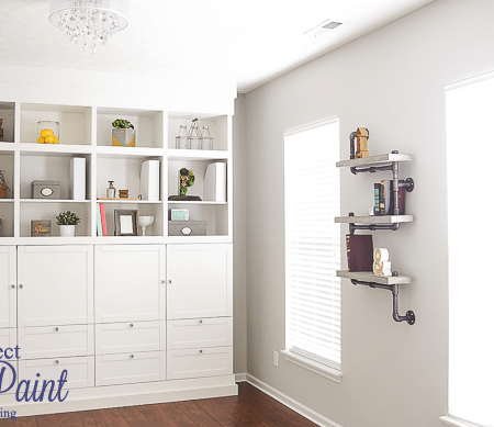 the perfect gray paint - featured image