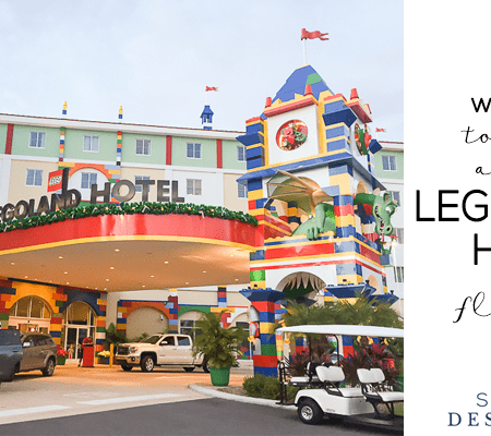 Should I stay at the Legoland Hotel in Florida?