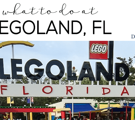 What to do at Legoland Florida in one or two days
