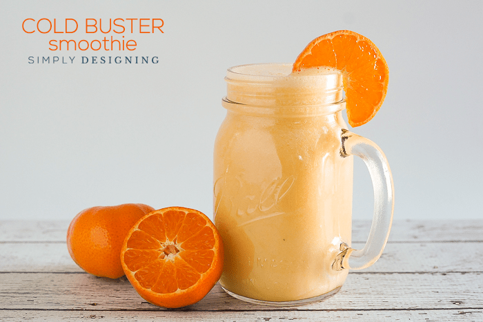 Cold Buster Smoothie Recipe