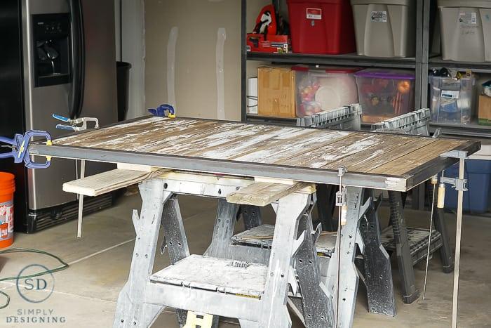 Industrial Work Table