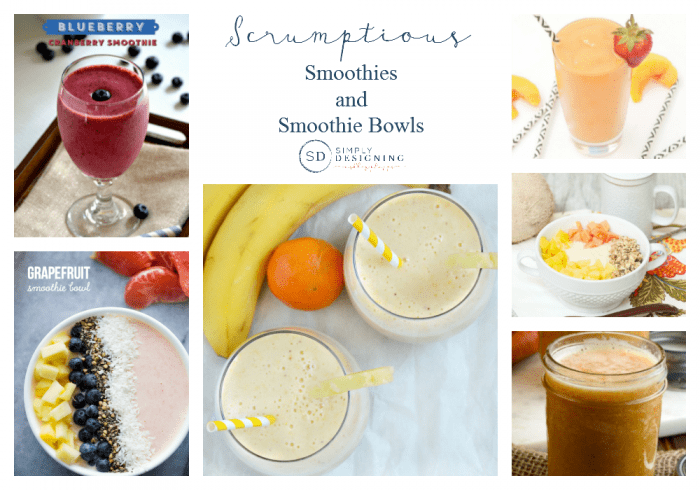 Scrumptious Smoothies and Smoothie Bowls Featured Chocolate Oatmeal Peanut Butter Smoothie 4 peanut butter smoothie