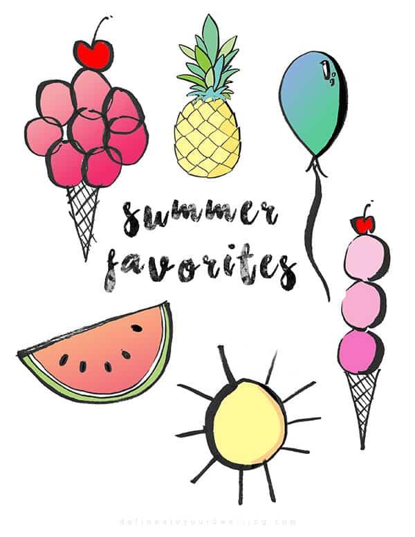 Summer-Favorites-colored