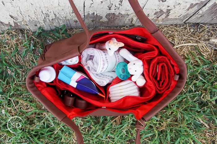How to Choose a Diaper Bag