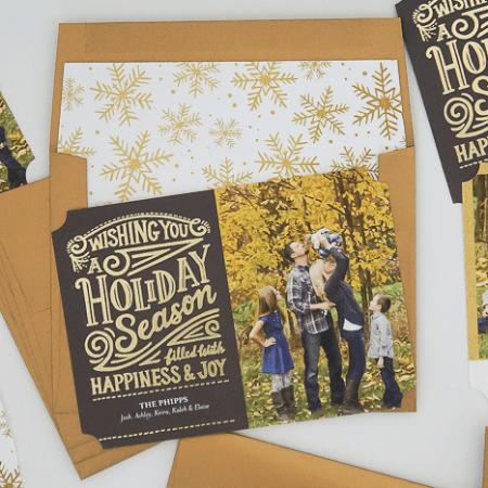 Holiday Cards Sneak Peek