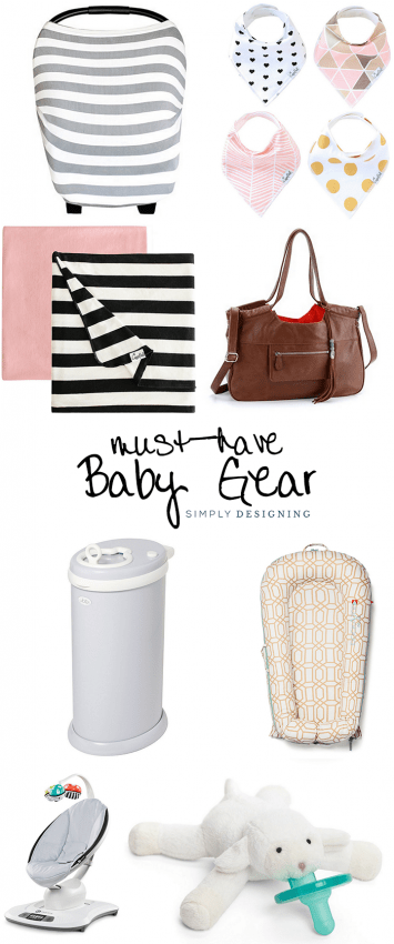 Must Have Baby Gear Part 1