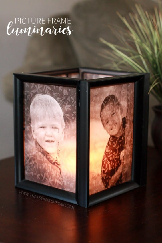 picture-frame-luminaries-tutorial