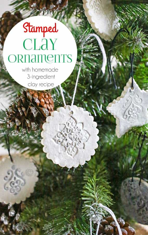 stamped-clay-ornaments
