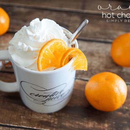 Orange Hot Cocoa