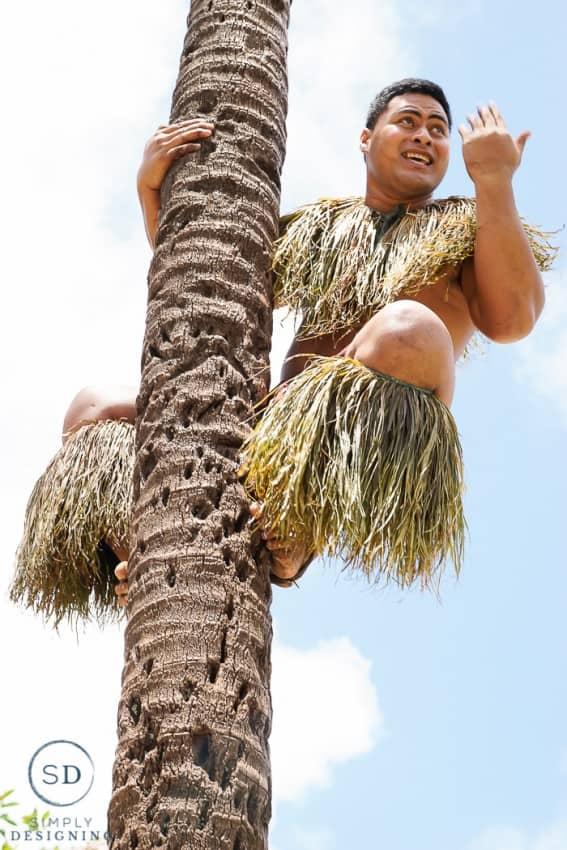 Polynesian Cultural Center Oahu Hawaii