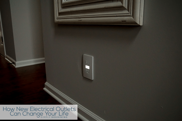 Electrical Outlets with Nightlights