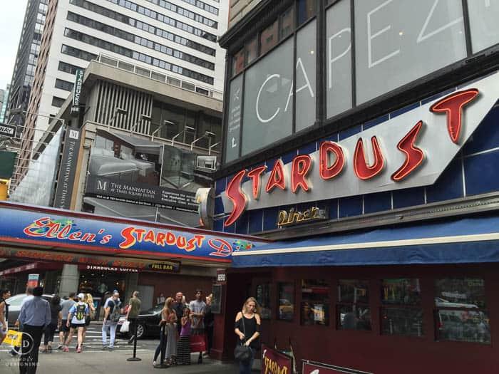Ellen's Stardust Diner NYC