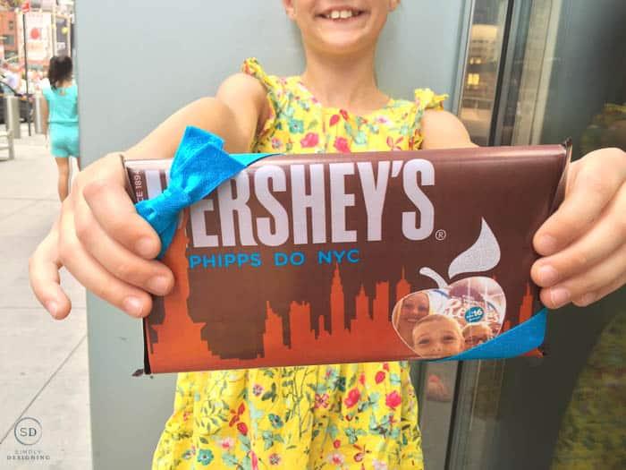 Hershey's Chocolate Store NYC