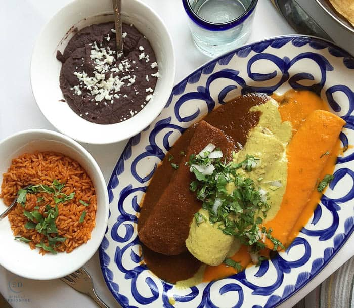 Rosa Mexicano NYC | best mexican food
