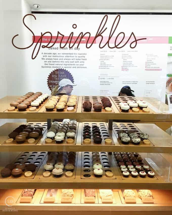 Sprinkles Bakery NYC