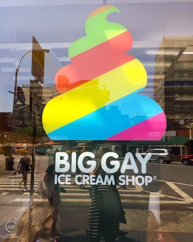 Big Gay Ice Cream Shop NYC