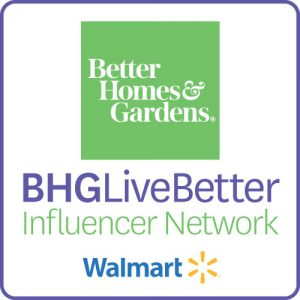 Better Homes and Gardens Influencer