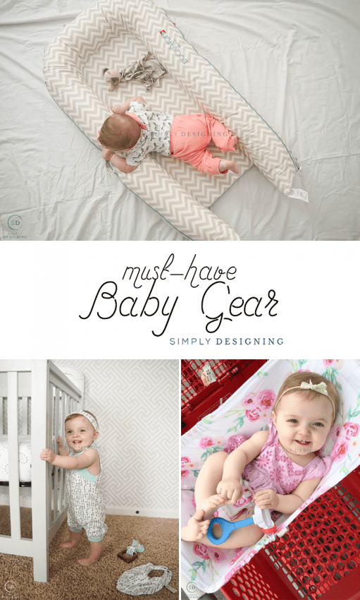 Must Have Baby Gear for 6-12 Months