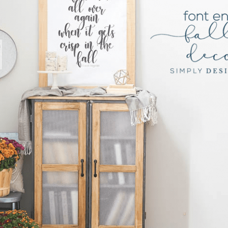 Front Entry Fall Decor Ideas