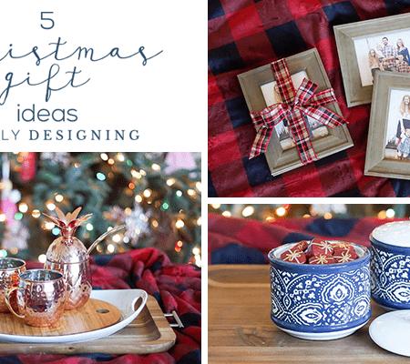 5 Christmas Gift Ideas