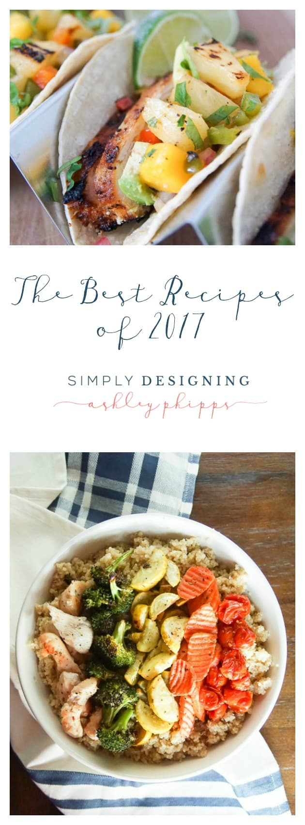Best Recipes Long Pin Ashley Our Most Popular and Easy to Make Recipes This Year 1 easy to make recipes