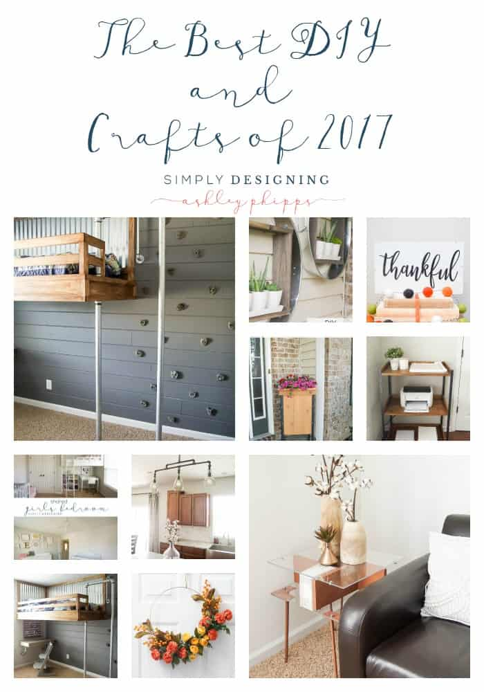 The Best DIYs of the Year : 2017 : Best DIY and Crafts of 2017