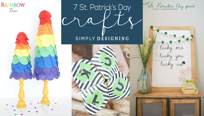 7 Easy St. Patrick's Day Crafts