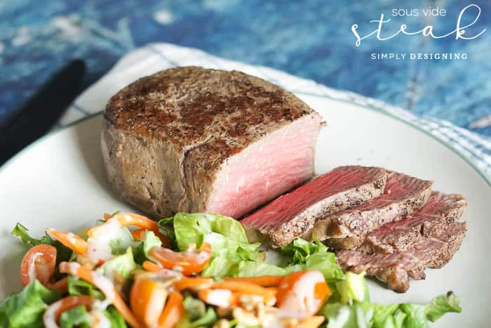 How to Sous Vide Steak