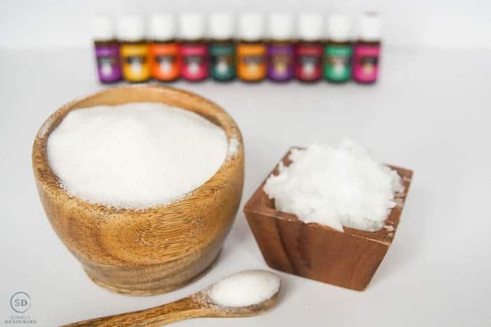 How to make a Homemade Sugar Scrub Recipe