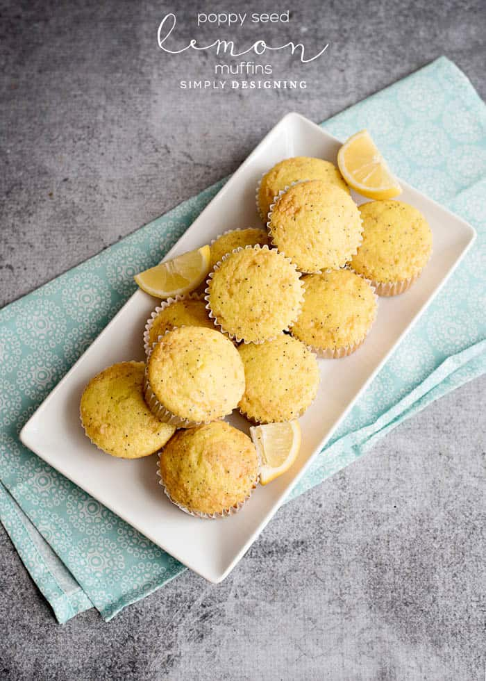 Lemon Muffin Recipe