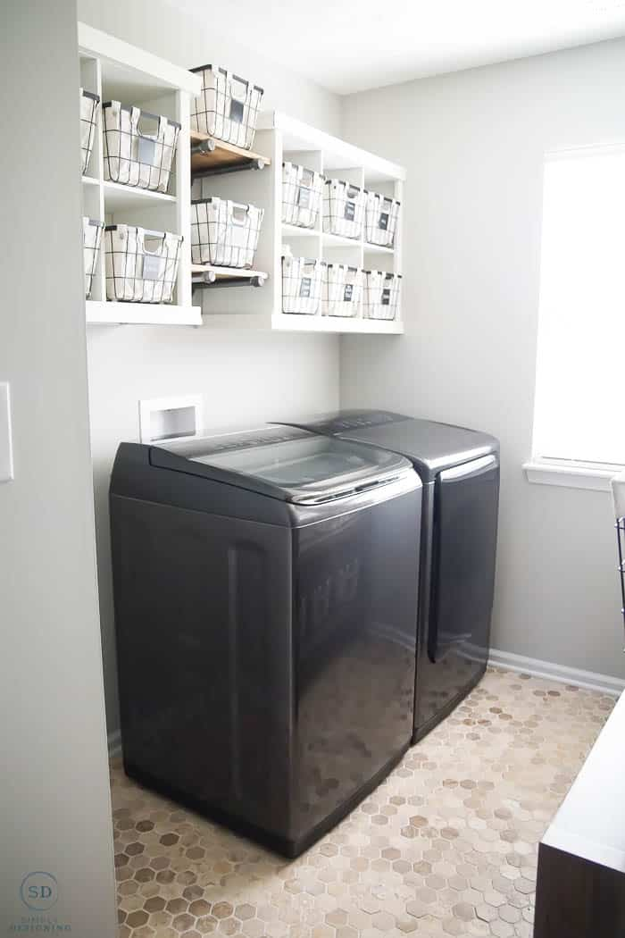 Organize a Laundry Room