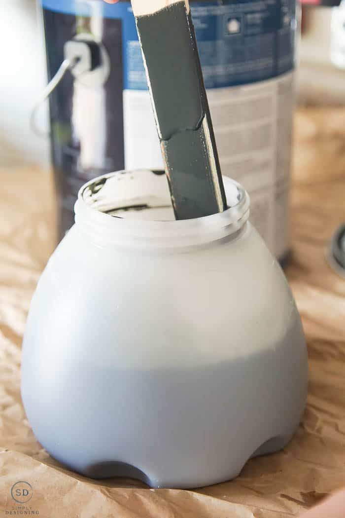 thin paint for paint sprayer
